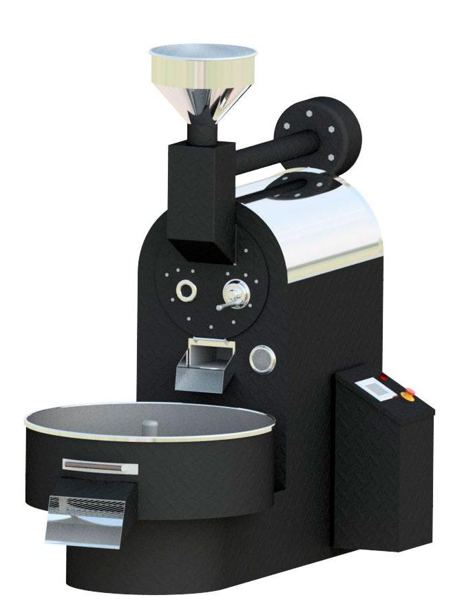 Ростер - печь для жарки зернового кофе