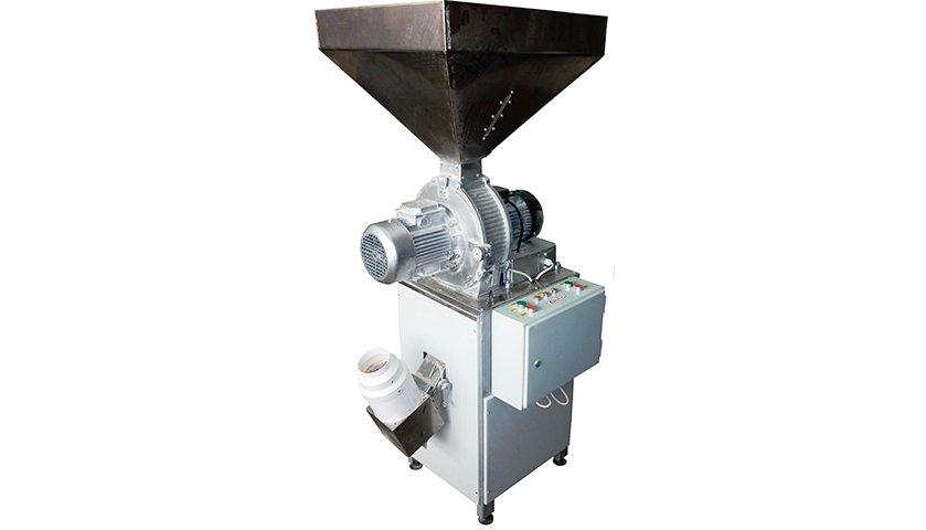 Дезинтегратор тонкого помола для измельчения сыпучих продуктов и материалов
