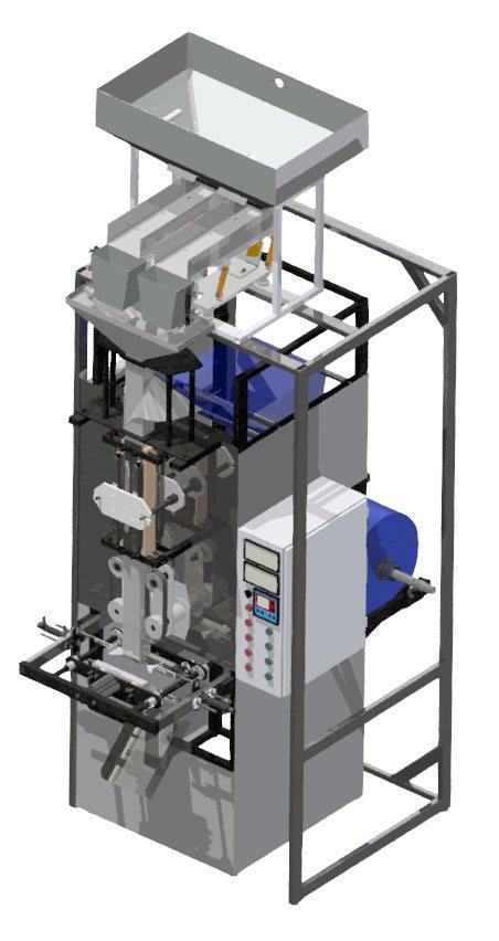 Фасовочный автомат в пакет типа «стабило»