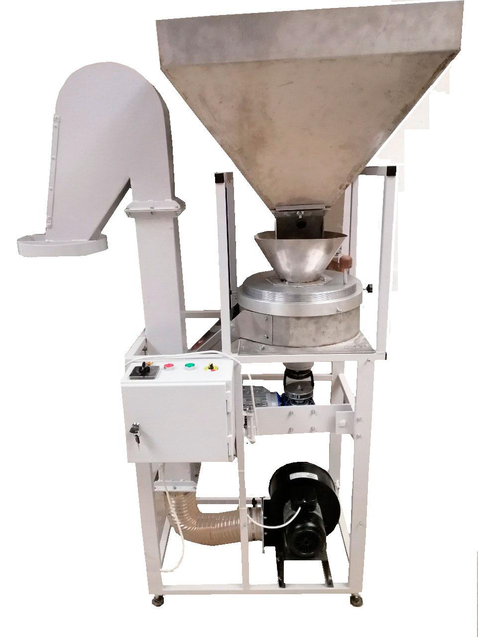 Оборудование для шелушения арахиса кофе фундука