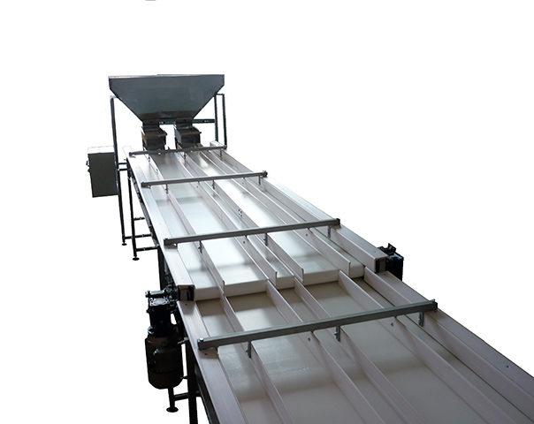 Инспекционные столы для грецкого ореха