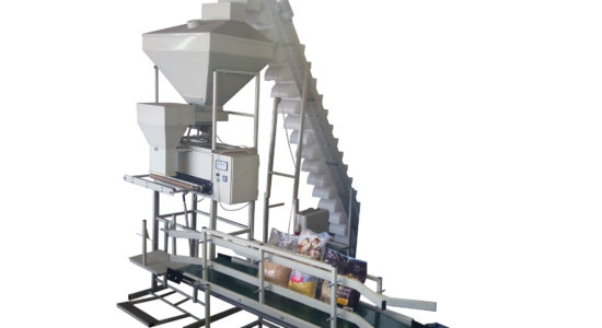 Полуавтомат с электронно весовым дозатором