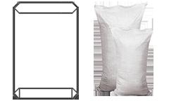 Готовые мешки с зашивкой