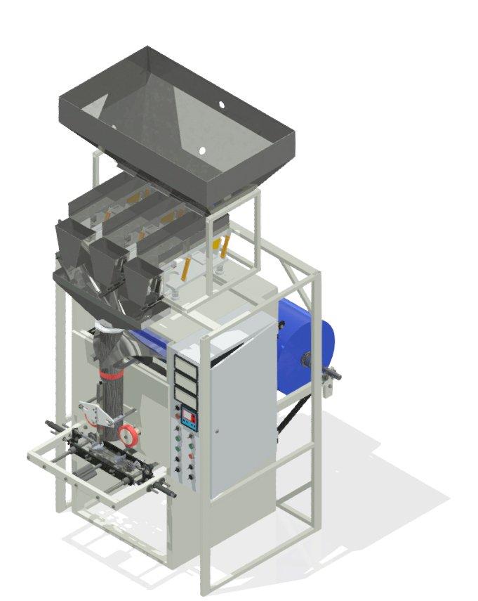 Автомат для фасовки продуктов ФАТТ